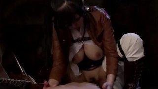 Anri Okita Colossal Tits (Mikasa segment only)